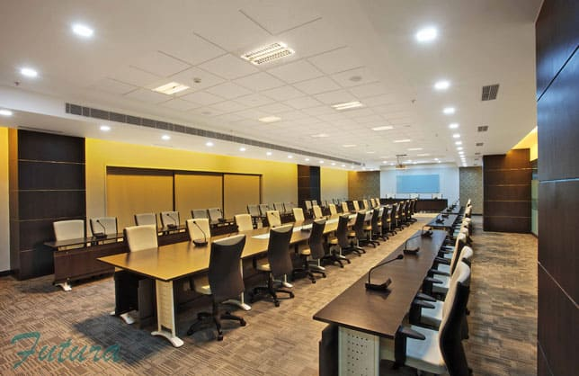 Best Interior Works For Office
